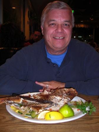 Oxnard Fish Dinner