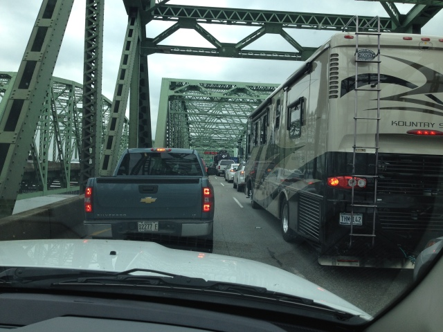 Columbia Traffic