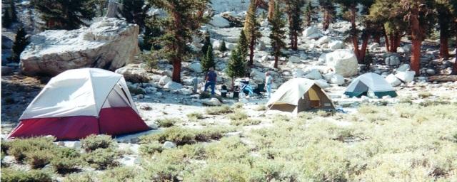 Lake 3 Campsite