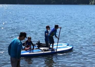 Paddleboard Wars